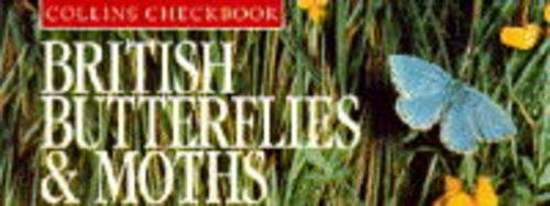 9780002200202: British Butterflies and Moths (Collins Checkbooks)