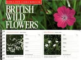 9780002200219: British Wildflowers (Collins Checkbooks)