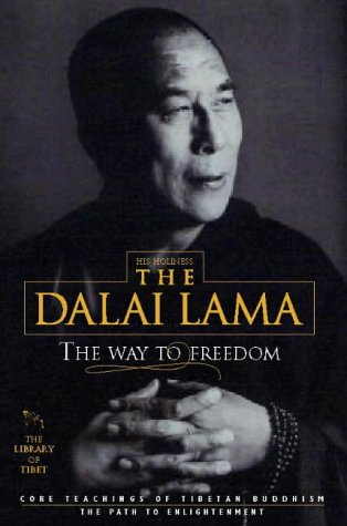 9780002200431: The Way to Freedom (HarperCollins Library of Tibet)