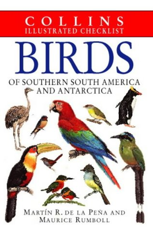 9780002200776: Birds of Southern South America and Antarctica (Illustrated Checklist) (Collins Illustrated Checklist)