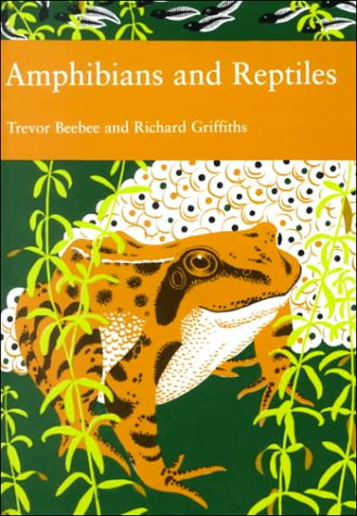 9780002200837: Amphibians and Reptiles: A Natural History of the British Herpetofauna