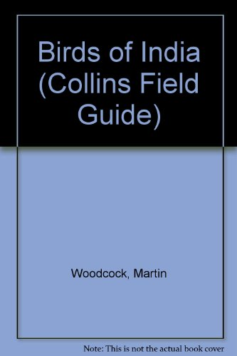 9780002200950: Birds of India (Collins Field Guide)