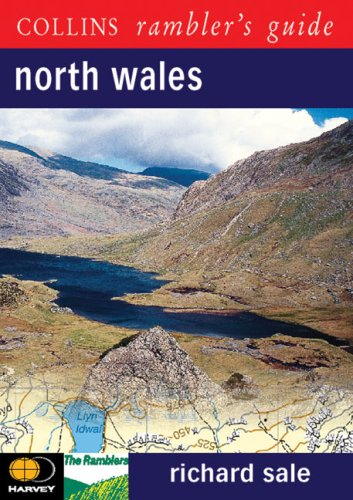 9780002201131: Collins Rambler's Guide - North Wales (Collins Rambler's Guides)