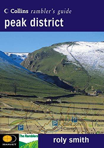 9780002201162: Collins Rambler's Guide - Peak District (Collins Rambler's Guides)
