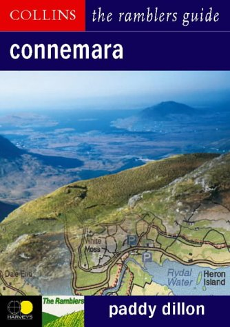 9780002201216: Connemara (Collins Rambler's Guide)