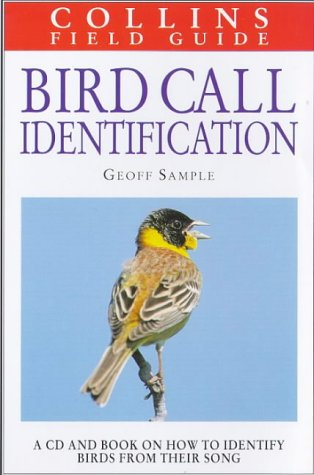 9780002201223: Collins Field Guide: Bird Call Identification (with Audio-CD)