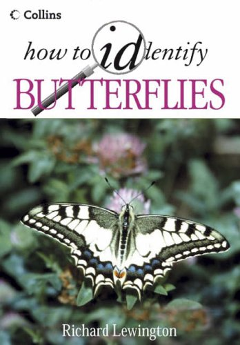 9780002201230: How to Identify Butterflies (Britain and Europe)