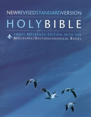 9780002201308: Holy Bible Nrsv Cross-reference Edition