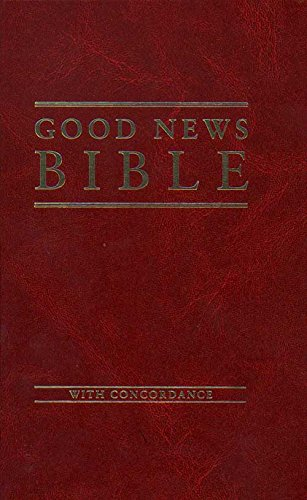 9780002201315: Good News Bible