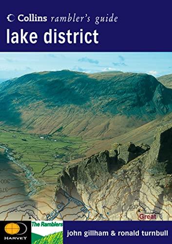 9780002201360: Lake District (Collins Rambler's Guide)