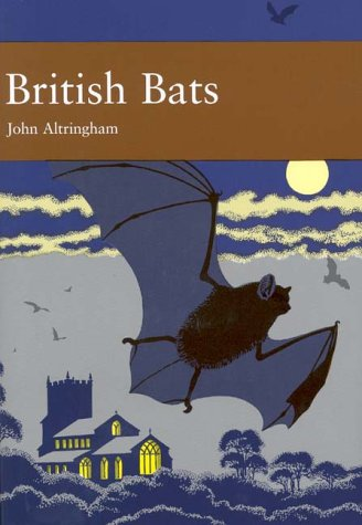 9780002201407: British Bats (Collins New Naturalist)