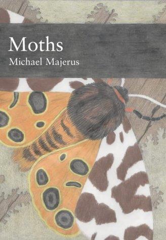 9780002201414: Moths (New Naturalist)