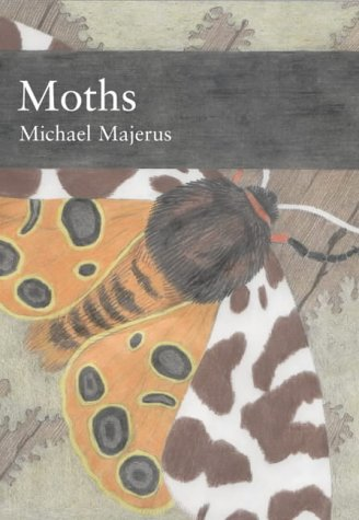 9780002201414: Moths (New Naturalist)