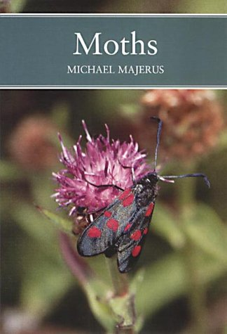 9780002201421: Moths (Collins New Naturalist)