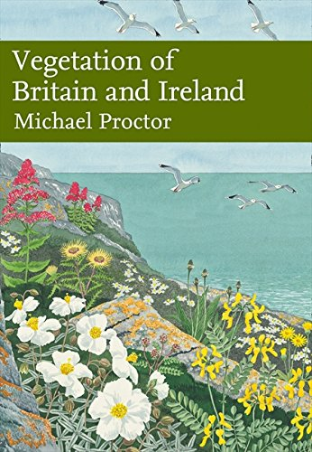 9780002201483: Vegetation of Britain and Ireland (Collins New Naturalist Library, Book 122)