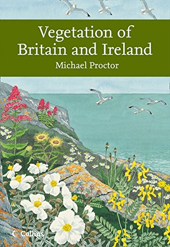 9780002201490: Vegetation of Britain and Ireland (Collins New Naturalist Library, Book 122)