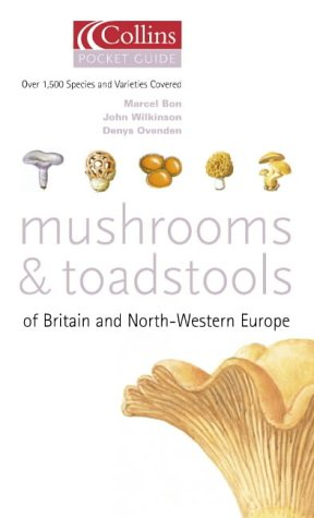 9780002201674: Mushrooms and Toadstools of Britain and North-western Europe (Collins Pocket Guide)