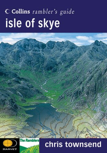 9780002202008: Collins Ramblers' Guide - Isle of Skye (Collins Ramblers' Guides)