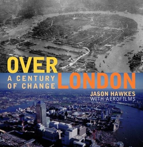 Over London (0002202158) by Jason Hawkes