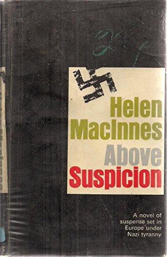 9780002210225: Above Suspicion
