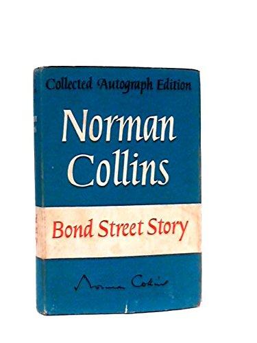 9780002210539: Bond Street Story