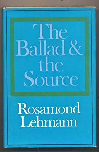 9780002210812: The Ballad and the Source