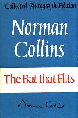 9780002211109: Bat That Flits