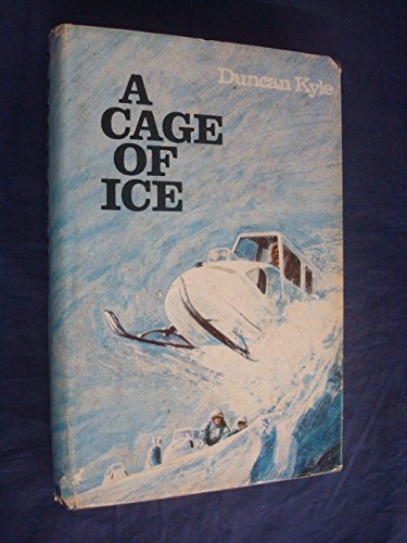 9780002211253: A Cage of Ice