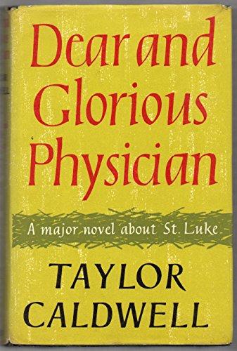 9780002211505: Dear and glorious physician