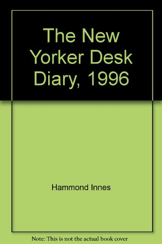 9780002211543: The New Yorker Desk Diary, 1996