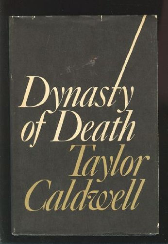 9780002211628: Dynasty of Death