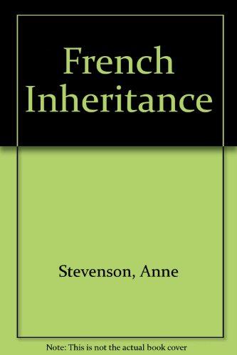 9780002212229: French Inheritance