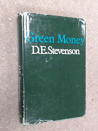 9780002212748: Green Money