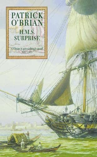9780002213165: HMS Surprise