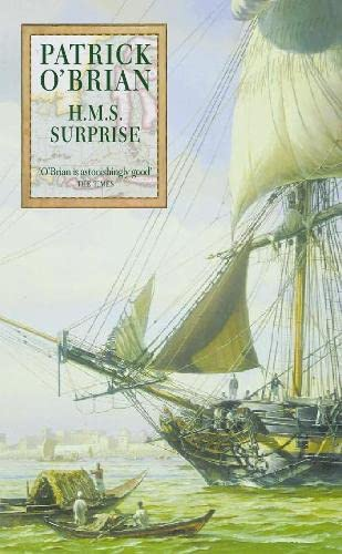 H.M.S. Surprise: O'Brian, Patrick