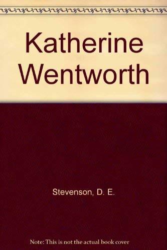 9780002214056: Katherine Wentworth