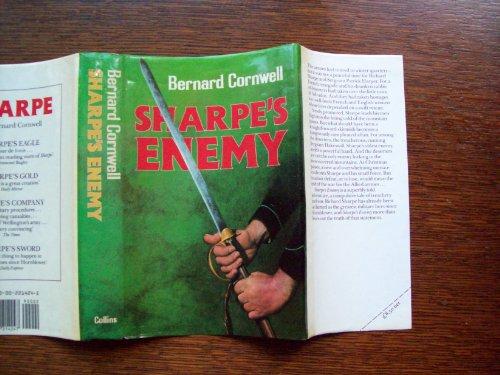 Sharpe's Enemy SIGNED COPY: Cornwell, Bernard.