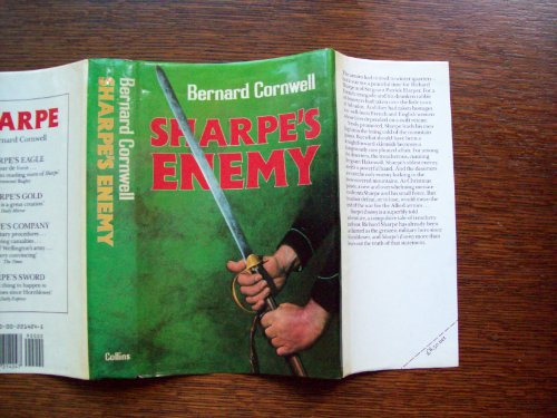 9780002214247: Sharpe's Enemy (Richard Sharpe's Adventure Series #15)