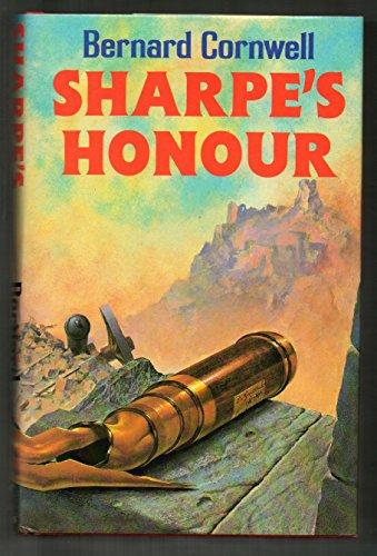 9780002214261: Sharpe's Honour -- Richard Sharpe and the Vitoria Campaign February to June 1813