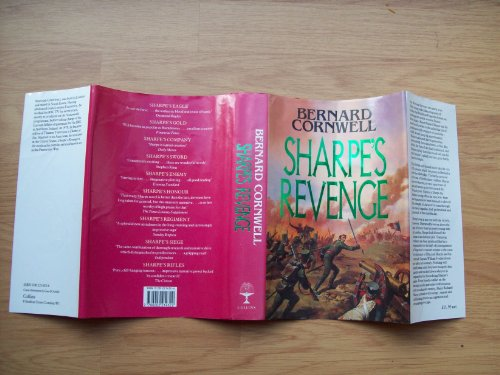 9780002214322: Sharpe's Revenge -- Richard Sharpe and the Peace of 1814