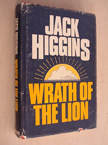 9780002214384: Wrath of the lion