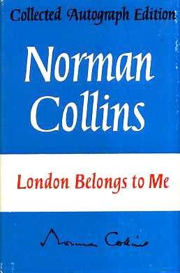 9780002214520: London Belongs to Me [Import] [Hardcover]