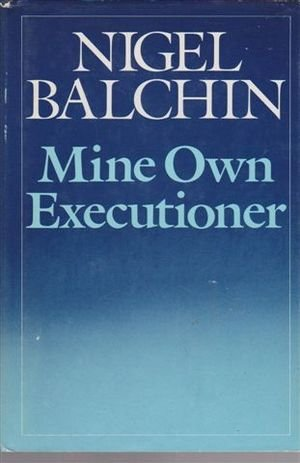 9780002215114: Mine Own Executioner