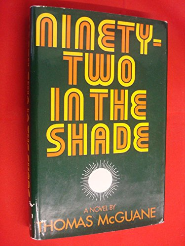 9780002215718: Ninety-two in the Shade