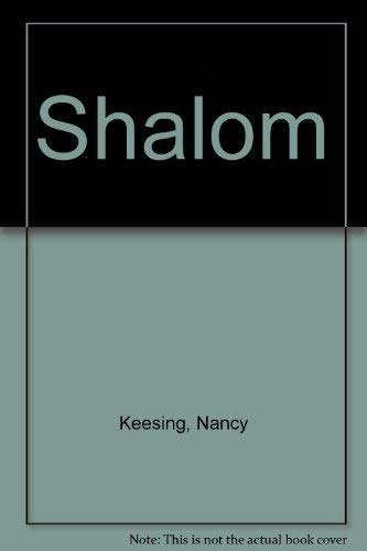 Shalom: A collection of Australian Jewish stories (0002215969) by [???]