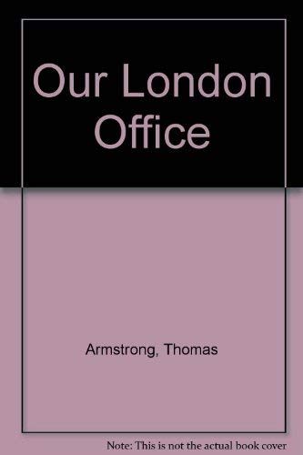 9780002216043: Our London Office