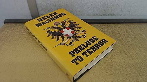 9780002216227: Prelude to Terror
