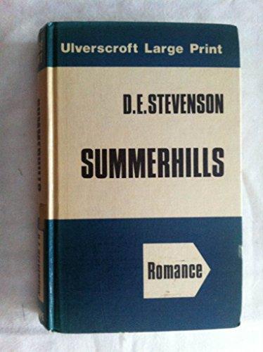 9780002217347: Summerhills