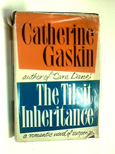 9780002218108: The Tilsit Inheritance
