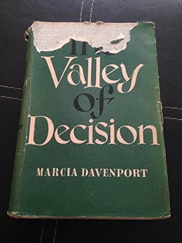 9780002218757: The Valley of Decision